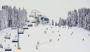 Goedkope wintersportvakantie Winterberg Duitsland 1