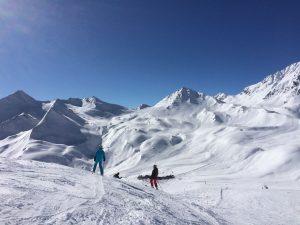 Alpex skihuttentocht door Salzburg en Tirol 1