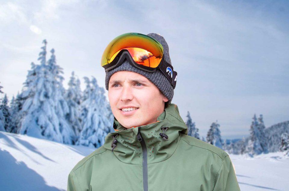 De duurzame skibril; de Alpex Goggle